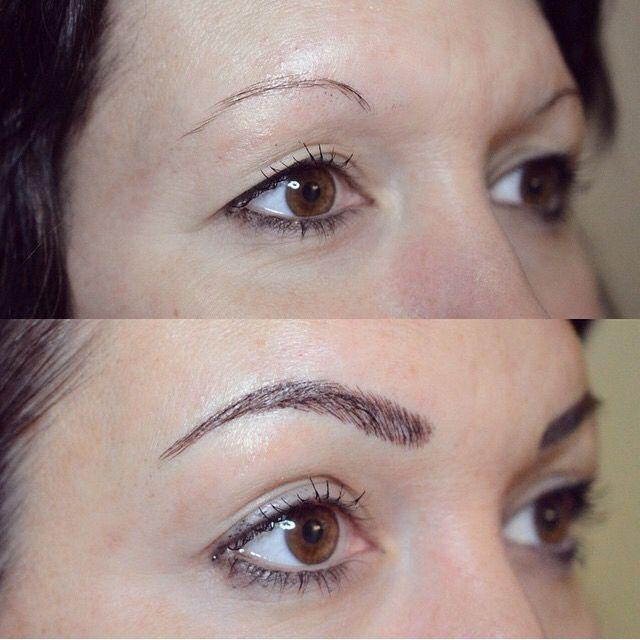 Eyebrow tattoo shaugnessy blading pinterest eyebrow for Eyeliner tattoo mn