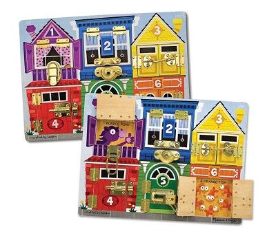 Spill, lær å åpne dører og låser, tell dyr fra Sprell. Om denne nettbutikken: http://nettbutikknytt.no/sprell-no/