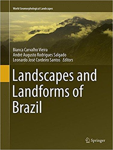 This book presents Brazil as a country of continental dimensions. Its territory has a large variety of rock types, geological structures and climates. The country has a large variety of landscapes, such as the humid plains of the Amazon River, the dry plateaus of the semi-arid region or the subtropical mountains of the southern region. On the coast, some plateaus and mountains, like the Serra do Mar Mountain range, formed a significant barrier front to access the hinterland of Brazil.