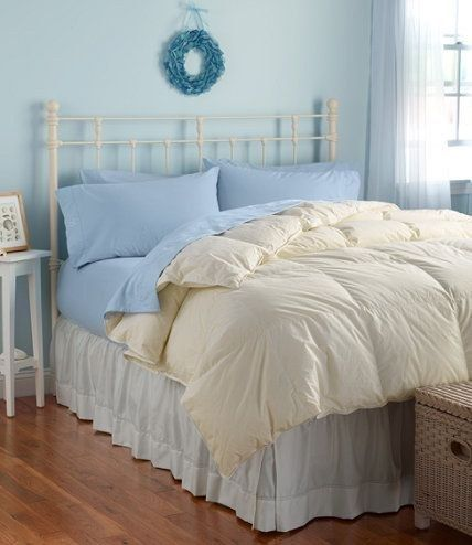 L.L. Bean Baffle-Box Stitch Down Comforter — $319