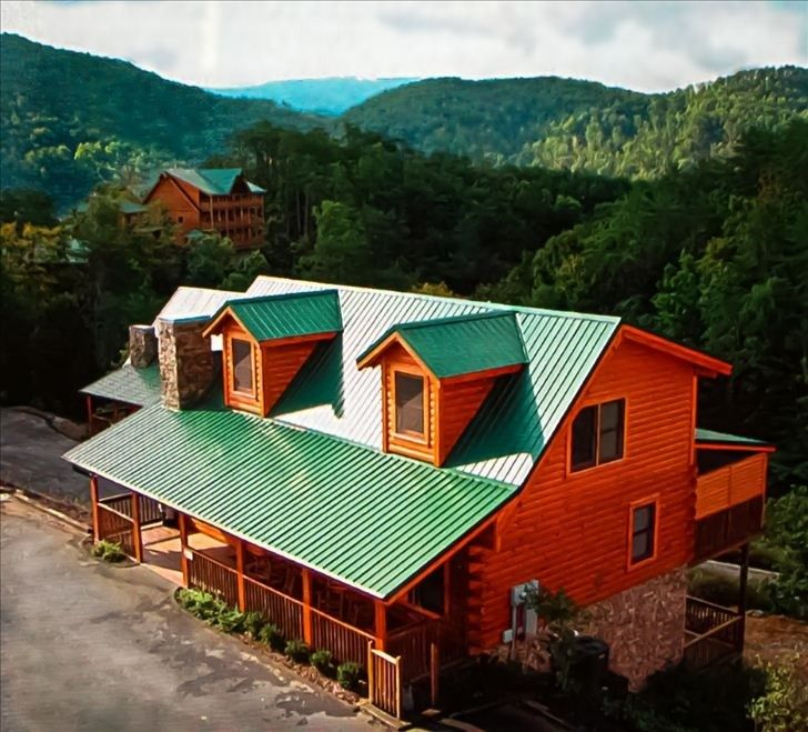 Find Condos For Rent: Cabin Vacation Rental In Pigeon Forge From VRBO.com