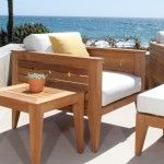 Craftsman-Teak-Deep-Seating-Outdoor-Lounge-Chair from Westminster Teak Furniture