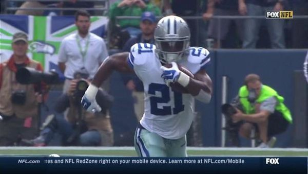 Cowboys' Joseph Randle arrested for shoplifting ... underwear and cologne?
