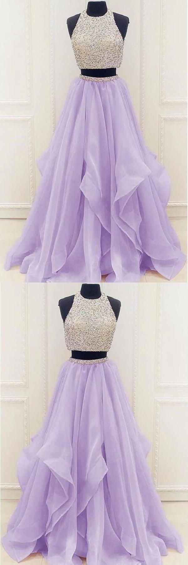 Beads Custom Dress Dresses Glorious Gowns Hilo Lilac Party Piece Prom Quinceanera Quinceane Prom Dresses Modest Best Prom Dresses Piece Prom Dress [ 1800 x 600 Pixel ]