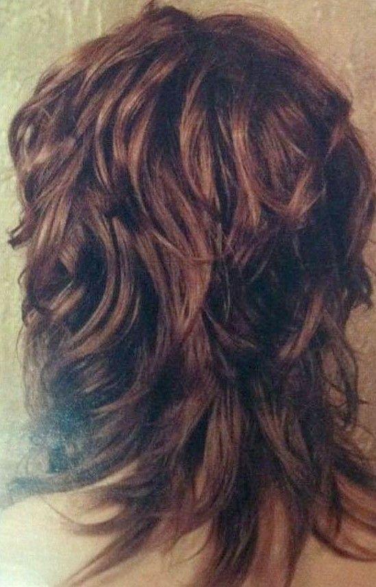 Pin Von Nina Margeit Auf Frisuren Frisuren Haarschnitt Shag Frisuren