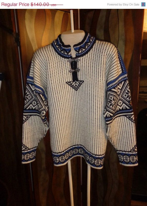 Sale Vintage Dale of Norway classic Knit wool by Simplemiles, $112.00