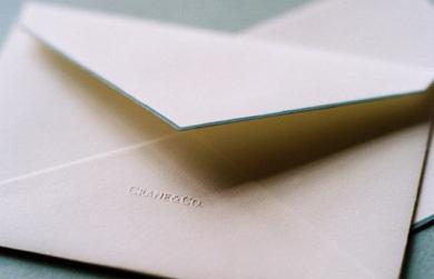 Wedding Etiquette: How to Address Your Envelopes  Crane & Co has a series of etiquette topics