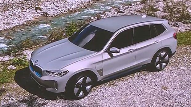 Bmw Ix3 2020 Elektro Suv Mit Benziner Reichweite In 2020 Bmw Auto Motor Sport Automobil