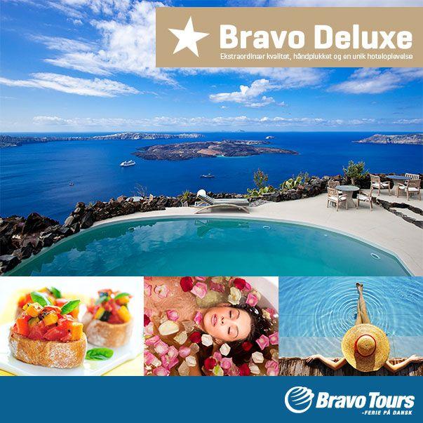 Ekstraordinær kvalitet, håndplukket og en unik hoteloplevelse. Se mere på www.bravotours.dk @Bravo Tours #BravoTours #Travel