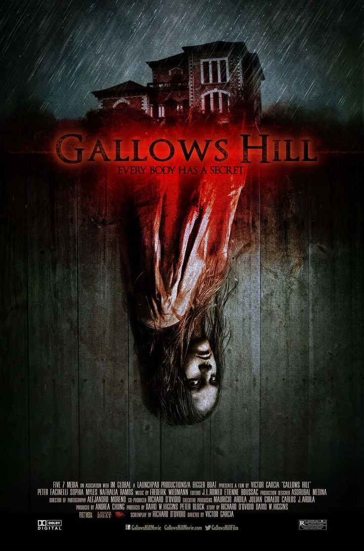 """Some Things Should Be Left Hidden... Horror movie """"Gallows Hill"""" . While on route a family gets into a car accident and seek refuge in a secluded and eerie inn."""