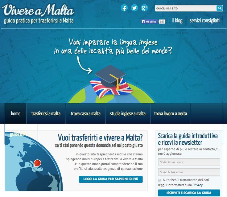 Nicchia: Andare a vivere a Malta - by Carlo Gatto - www.vivereamalta.it
