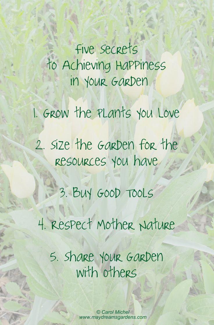 255 best GARDEN WISDOM images on Pinterest Gardening quotes