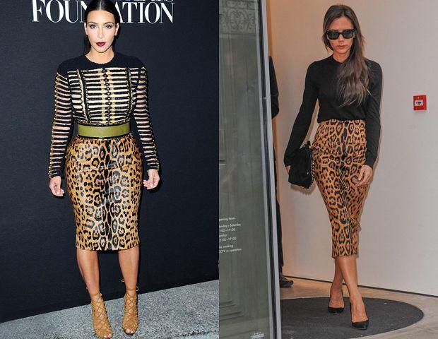 Лучшие способы носить леопардовый принт и не выглядеть дёшево