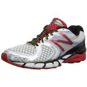 New Balance Men's M1260v3 Running Shoe,White/Red,10.5 D US - http://sportschasing.com/sports-outdoors/exercise-fitness/new-balance-men39s-m1260v3-running-shoewhitered105-d-us-com/