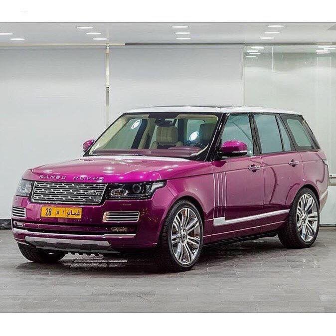 best 25  pink range rovers ideas on pinterest