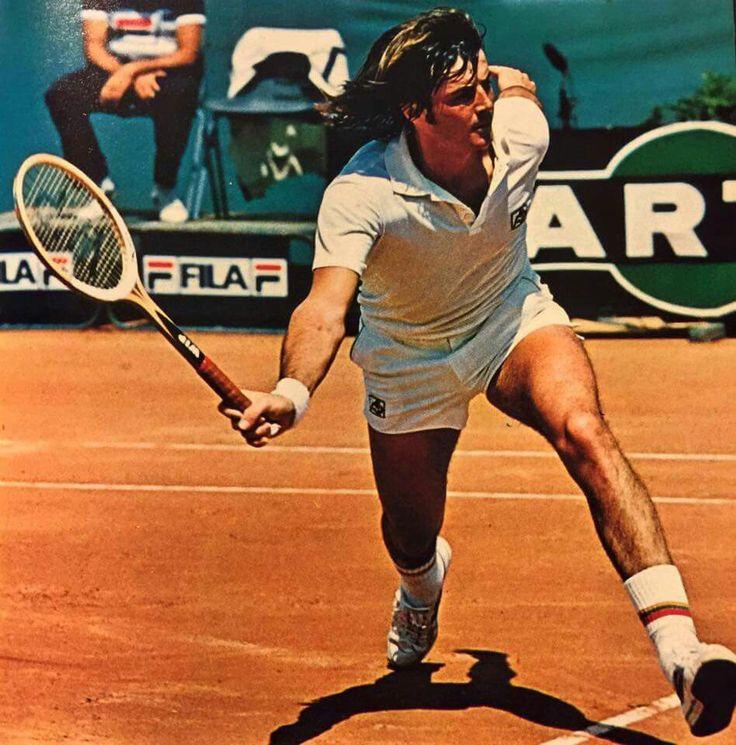Adriano Panatta - Coppa Davis Cup - Italia  1978.