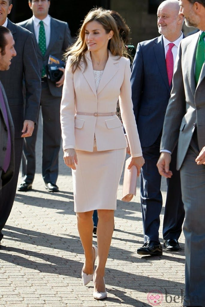11/14/2013  HRH Crown Prince Felipe and Princess Letizia  visited Stanford University