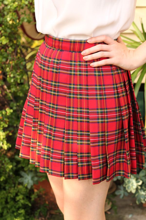 17 best ideas about pleated skirt tutorial on