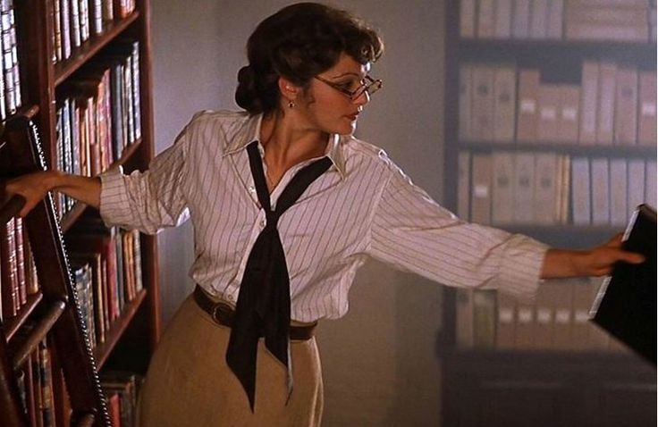 The Truth About Librarians – Part 1