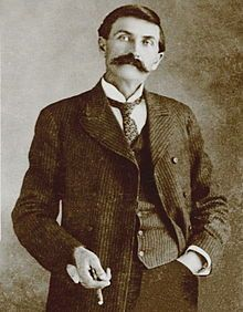 """Patrick Floyd """"Pat"""" Garrett (June 5, 1850– February 29, 1908) was an American Old West lawman, bartender, and customs agent who was best known for killing Billy the Kid.[2] He was also the sheriff of Lincoln County, New Mexico"""