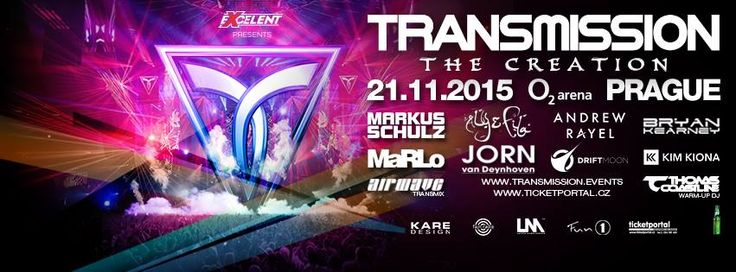 Ravers For Life: TRANSMISSION THE CREATION 2015