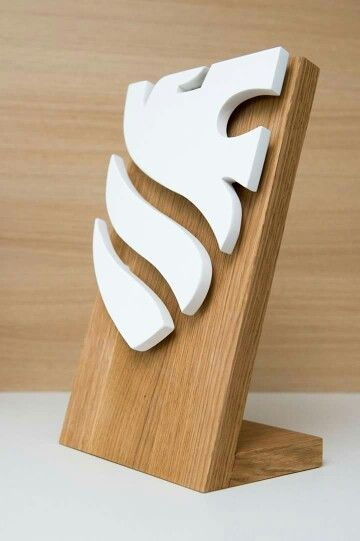 Super embossed 3D logo. We could add burning to the wood as well.
