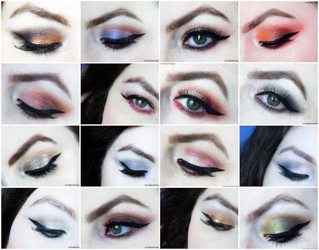 Babyredvamp Makeup: Eyeliner : Storia  Di Un Amore Tardivo (I miei pro...