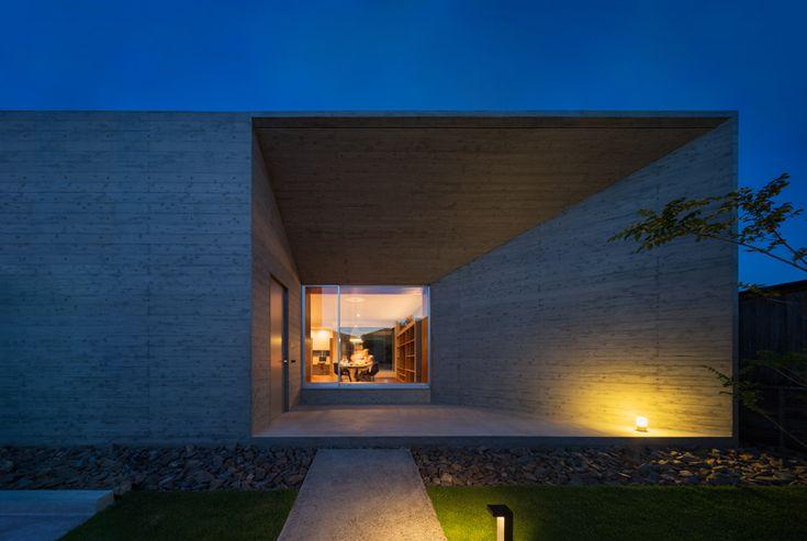 matsuyama architects and associates house in amami-oshima designboom