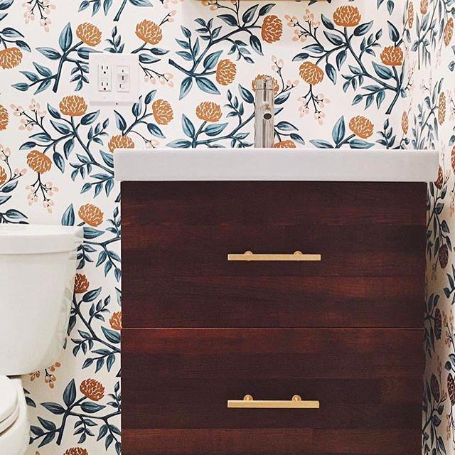 Pretty Peonies Copper Details Via Arifuchs Saritwish