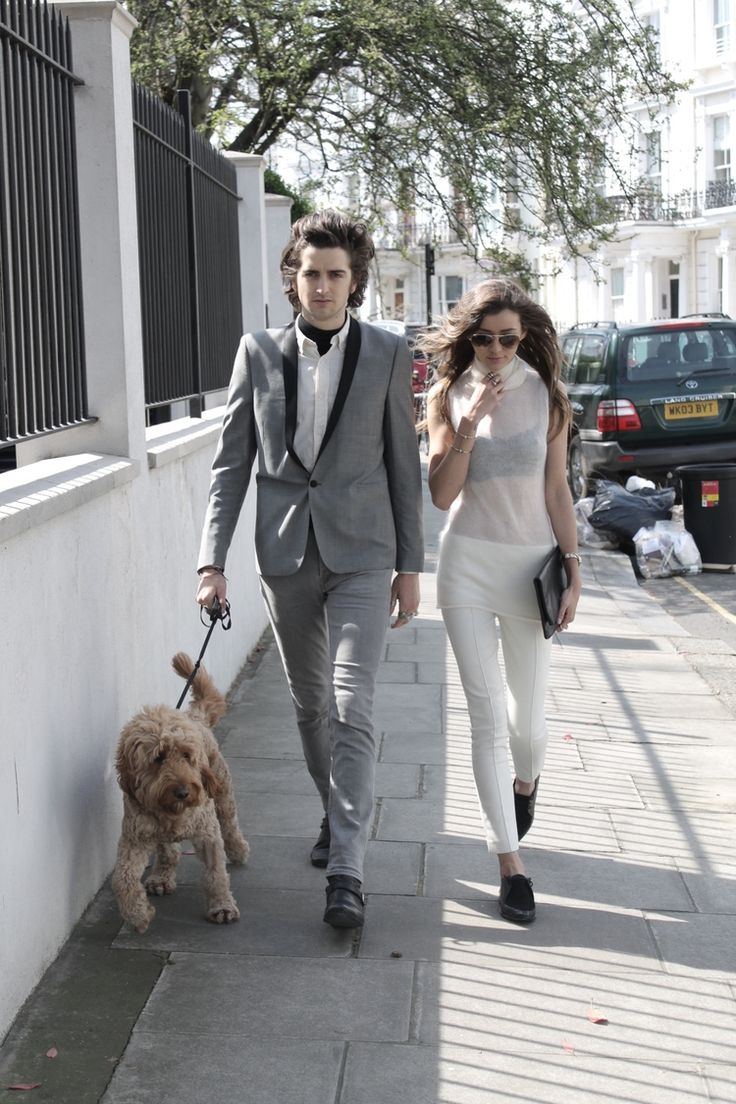 Eleanor and Maximiliam Street Style