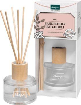 Lassen Sie sich mit den Kneipp Sandelholz Patchouli Duftstäbchen in ferne Welten entführen! Der holzige Duft mit natürlichem ätherischem Patchouliöl verzau...