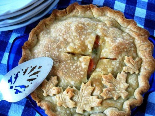 Chicken Pot Pie | Recipe