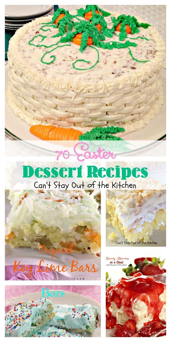 703 best easy desserts and snacks images on pinterest for Easy dessert recipes for easter