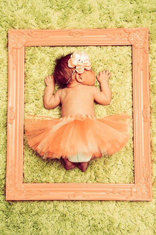 newborn photography ideas (if it's a girl)
