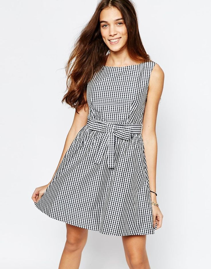 28 best Vichy Dress images on Pinterest | Chess, Gingham dress and ...