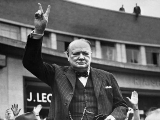 Review: 'God & Churchill' by Johnathan Sandys and Wallace Henley