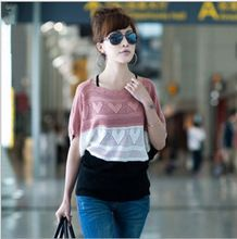 D91758T korean fashion bat top women knit  Best Seller follow this link http://shopingayo.space