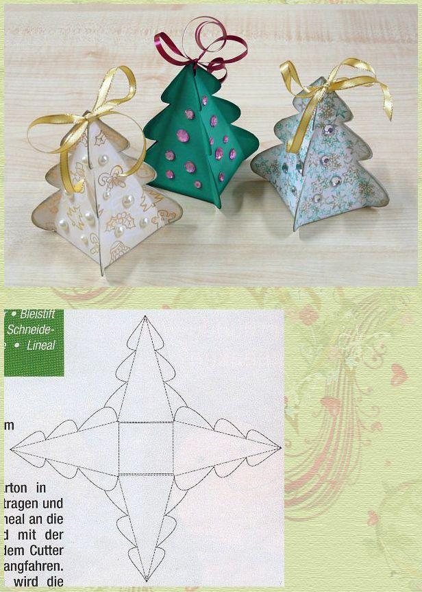 Para Navidad! http://www.infotopo.com/esparcimiento/hobbies/cajas-de-regalos-hechas-a-mano/ Más