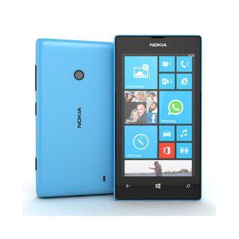Telefon Mobil Nokia Lumia 520 Blue