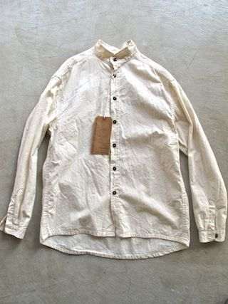 GARMENT REPRODUCTION OF WORKERS   Shirt   Pale   Natural simple