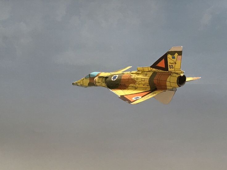 4D model of IAI Kfir, the Israeli-built canard-tailless delta wing, combat aircraft. Video of IAI Kfir.