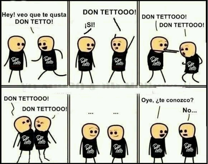 ¡DON TETTO!