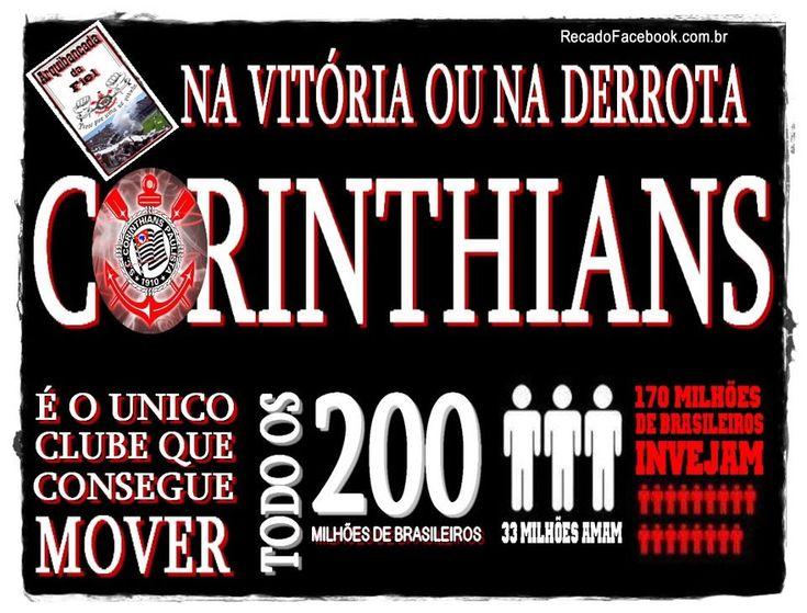 55 best images about aqui é Corinthians on Pinterest ...