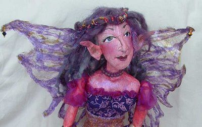 Doll Makers Muse: Faerie Wings