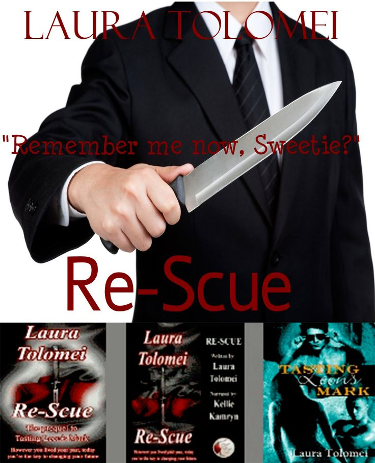 If she thought she'd have it easy, she was dead wrong. Leon Sterling is inflexible when it comes to his slaves, as Sean Davis well knows. Only now, Sean is his fellow master, Leon's mastery over him having turned to fiery love during the first two books of the ReScue Series, Re-Scue and Tasting Leon's Mark. So there'll be no pity for Janet Ramsey, nothing except total surrender will do for her two demanding Doms. But if she's ready for them, is she also ready for the wolves that her masters…