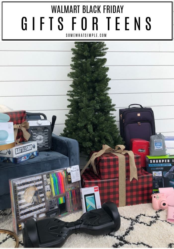 The Best Deals On Our Favorite Gifts For Teens This Black Friday At Walmart Blackfriday GiftsForTeens GiftIdeas GiftGuides Sponsored