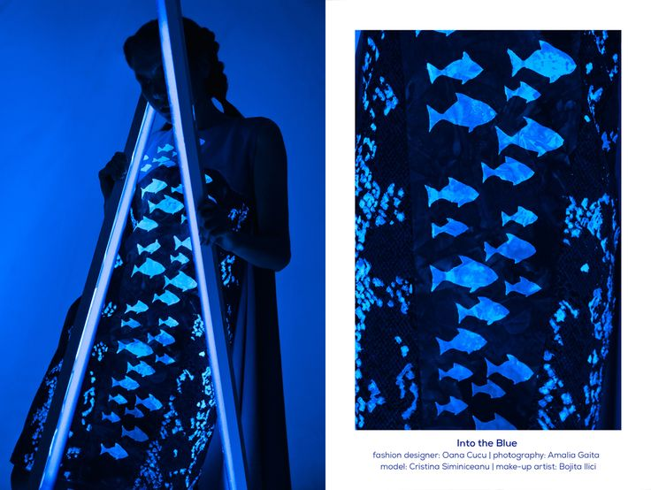 Into the Blue on Behance