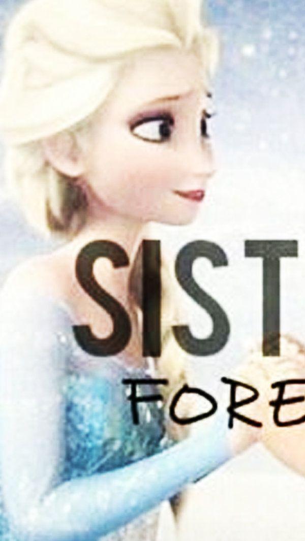 Sisters Frozen 1 by IrisAmrein