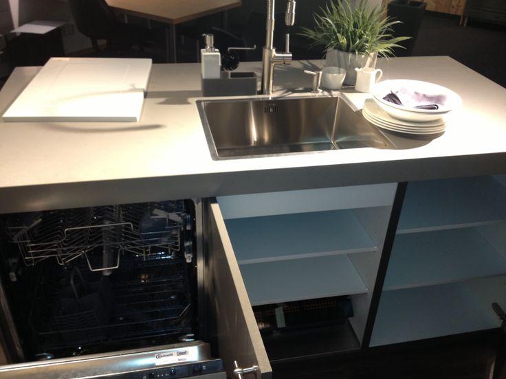 Klein keukenblok handige indeling (met afbeeldingen ...