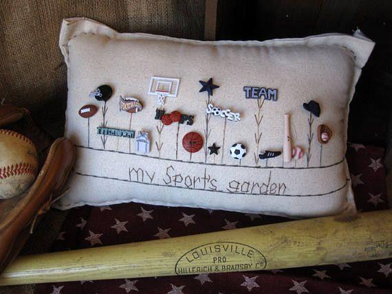 Giardino cuscino del mio Sport (stile Cottage)